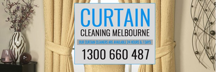 Curtain Steam Cleaning  Magpie