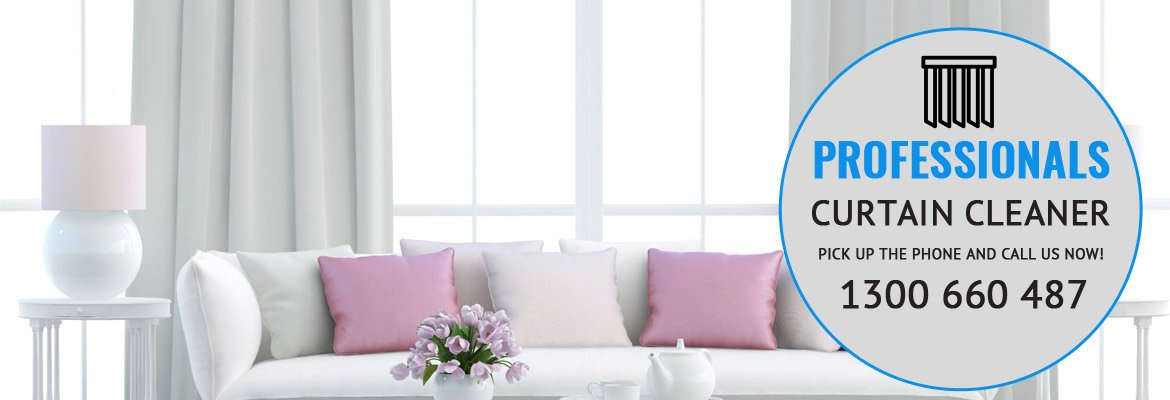 Curtain Steam Cleaning  Clarendon