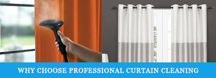 Why Choose Professional Curtain Cleaning
