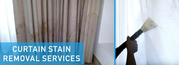 Curtain Stain Removal Services The Bluff