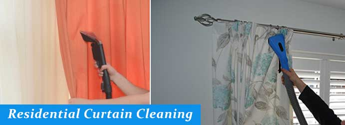 Residential Curtain Cleaning  Bonbeach