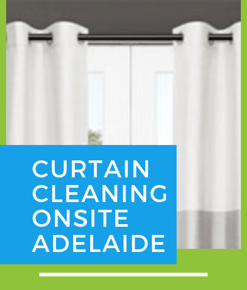 Onsite Curtain Cleaning