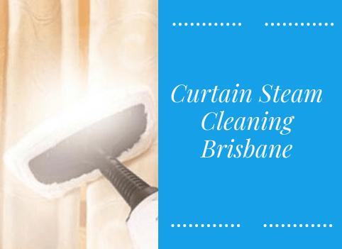 Curtain Steam Cleaning Brisbane