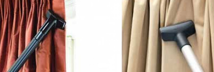 Commercial Curtain Cleaning Service